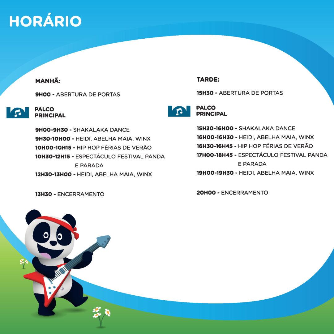 HORARIO MATOSINHOS